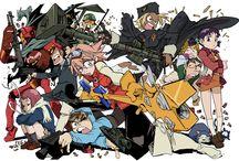Japanese Animators Artwork