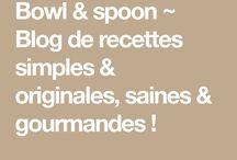 cuisine saine et simple au fruits et légumes