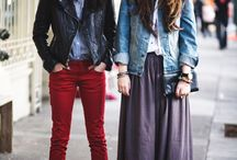 STREET STYLE / by Palomarie