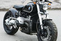 Motorbikes / Bikes all around
