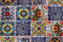 plantilla azulejos