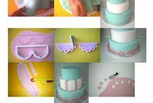 cake bertingkat