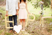 Engagement Photo Ideas / by Kristin Garrett