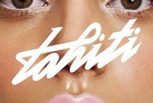 TAHITI /  TAHITI es el nombre de la primera revista gratuita de Moda, Belleza y Tendencias. Pronto disponible en Contrapunto!