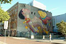 Eye catching Street Art!