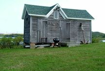 Historic Outbuilding Images / by Historic Shed