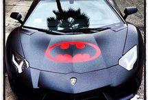 Batman Lambroghini