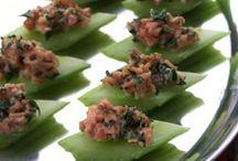 Derby celery ham spread