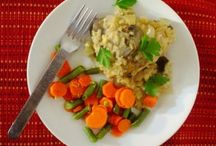 Healthy Life VA - Recipes / by fredericksburg.com