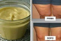 crema fai da te per la cellulite