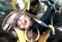 Arceus / God of pokemon