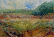 Landskape1 / oil on canvas