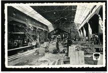 125 ans d'histoire - Carrières du Hainaut / Depuis 125 ans, les Carrières du Hainaut®extraient et manufacturent cette pierre emblématique, unique et authentique: la Pierre Bleue du Hainaut.