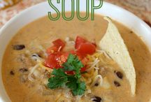 Soups, Salads and Sandwiches