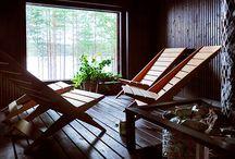 Sauna & Badezimmer