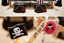 Kiddies Birthday Party - Pirates
