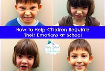 CLASSROOM BEHAVIOR / Classroom behavior and management ideas, solutions, and tips for addressing challenging behaviors in your preschool, pre-k, or kindergarten classroom. Tips to help with whining, sharing, following directions, listening and more! Visit me at www.pre-kpages.com for more inspiration for early education! / by Vanessa @pre-kpages.com