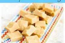 Fudge, Brownies & Treats
