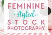 Blogging - Stock Photos