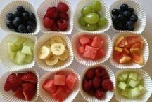Healthy food / lunchbox ideas