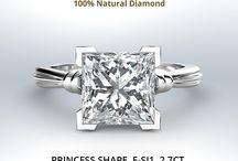 Classic Solitaire Diamond Ring / 0