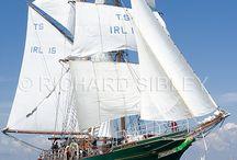 Tall ship's