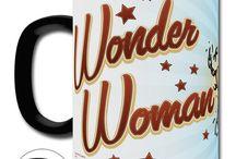Wonder Woman and Super Heroes