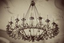 Lighten up! / Chandeliers / by Ahsin :)