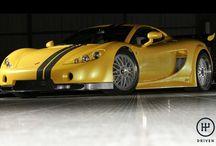 Ascari / Ascari Car Models