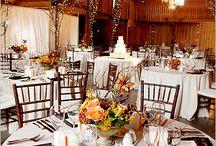 Reception / Wedding reception ideas
