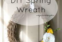 Crafting - Wreaths