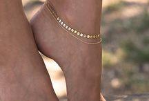 bijoux chevillle