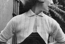 Vintage Knitting Ideas