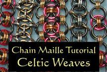 Tutorials Chain Maille.