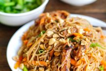 Noodle and stir fry