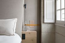 Bedrooms / Serene spaces to relax & dream
