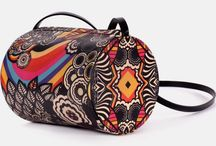 You may have your little rainbow, without thunder storms :) / #smallbag #wonderbag #colourtherapy  https://www.coloursofmylife.co.uk/en/how-to-wear-bags/colours-of-my-life-leather-horizontal-tube-the-hidden-rainbow