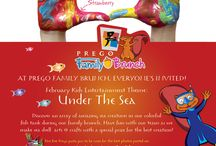Prego Sunday Brunch - Under The Sea