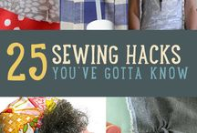 sewing tips / by Deb Sears