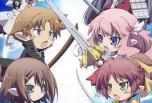 Baka to Test to Shoukanjuu  バカとテストと召喚獣 / Hideyoshi is love, Hideyoshi is life XD