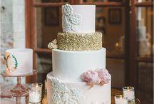 Wedding Cake Love