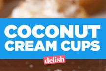 Coconut milk recipes
