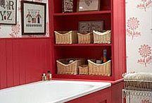 Red & White / Interior n stuff