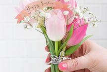 心惹かれる花
