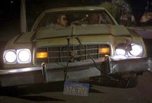 Movie & T.V Cars / These cars may be more famous than the movies that featured them
