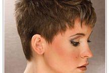 Hair styles-short