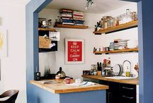 Cuisine / Kitchen / My kitchen is soooo small. I am loking for ideas to redo it...