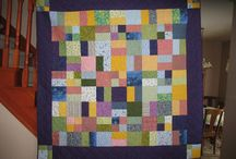 QUILTS / by Ruth McKean