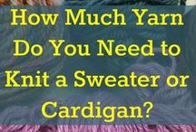 how much yarn