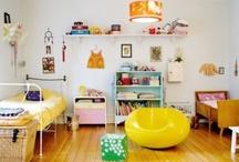 Bedroom inspiration for my girls